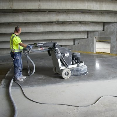 Concrete Coating and Polishing Services in Hilo, Hawaii